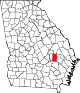 Toombs County, Georgia
